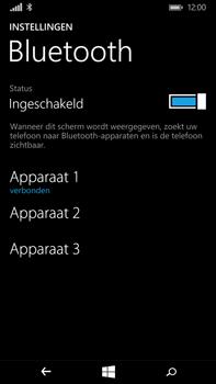 Microsoft Lumia 640 XL - Bluetooth - Koppelen met ander apparaat - Stap 8