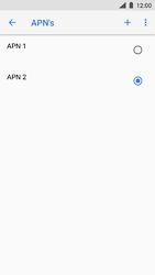 Nokia 5 - Android Oreo - Internet - handmatig instellen - Stap 21