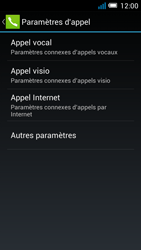 Alcatel OT-7041X Pop C7 - Messagerie vocale - Configuration manuelle - Étape 6