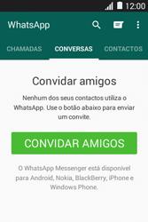 Samsung Galaxy Fame - Aplicações - Como configurar o WhatsApp -  12