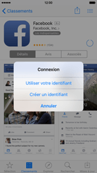Apple iPhone 6 iOS 9 - Applications - Créer un compte - Étape 8