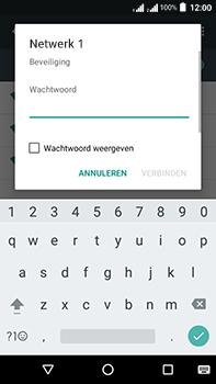 Acer Liquid Zest 4G Plus - Wifi - handmatig instellen - Stap 6