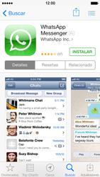 Apple iPhone 5s - Aplicaciones - Descargar aplicaciones - Paso 16