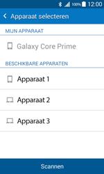 Samsung G360F Galaxy Core Prime - Contactgegevens overzetten - delen via Bluetooth - Stap 11