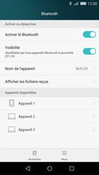 Huawei P8 Lite - WiFi et Bluetooth - Jumeler votre téléphone avec un accessoire bluetooth - Étape 5