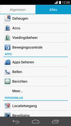 Huawei Ascend P6 (Model P6-U06) - Voicemail - Handmatig instellen - Stap 3