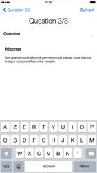 Apple iPhone 6 Plus iOS 8 - Premiers pas - Créer un compte - Étape 27
