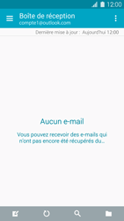 Samsung G900F Galaxy S5 - E-mail - Configuration manuelle (outlook) - Étape 4