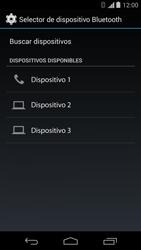 Motorola Moto X (2ª Gen) - Bluetooth - Transferir archivos a través de Bluetooth - Paso 12