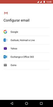 Motorola Moto G6 - Email - Configurar a conta de Email -  8