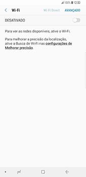 Samsung Galaxy S9 Plus - Wi-Fi - Como ligar a uma rede Wi-Fi -  6