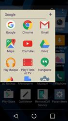 LG K4 - Internet et connexion - Naviguer sur internet - Étape 4