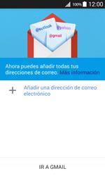 Samsung Galaxy Core Prime - E-mail - Configurar Gmail - Paso 6