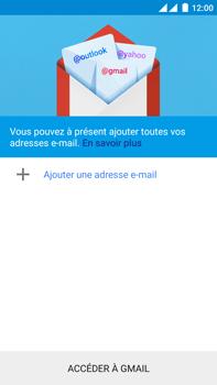 OnePlus 2 - E-mail - Configuration manuelle - Étape 5