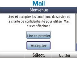 Nokia Asha 201 - E-mail - Configurer l
