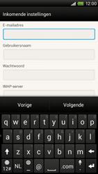 HTC S728e One X Plus - E-mail - Handmatig instellen - Stap 9