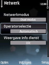 Nokia E75 - Buitenland - Bellen, sms en internet - Stap 7