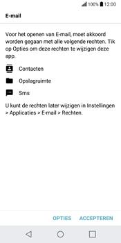 LG Q6 (M700) - E-mail - Handmatig Instellen - Stap 12