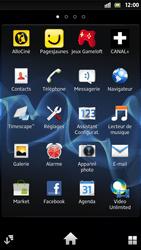 Sony Xpéria S - Contact, Appels, SMS/MMS - Ajouter un contact - Étape 3
