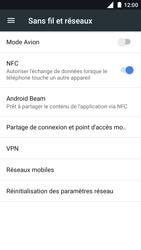 Nokia 5 - Réseau - Utilisation à l