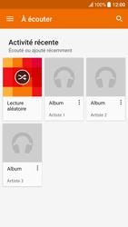 HTC 10 - Photos, vidéos, musique - Ecouter de la musique - Étape 5
