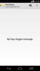 Motorola Moto X (2ª Gen) - E-mail - Escribir y enviar un correo electrónico - Paso 4