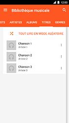 Motorola Moto C Plus - Photos, vidéos, musique - Ecouter de la musique - Étape 7