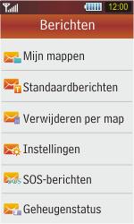 Samsung S5230 Star - Voicemail - handmatig instellen - Stap 5