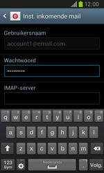 Samsung I9100 Galaxy S II - E-mail - Instellingen KPNMail controleren - Stap 10