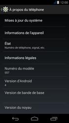 Acer Liquid Jade Z - Réseau - Installation de mises à jour - Étape 6