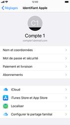 Apple iPhone 7 - iOS 13 - Données - créer une sauvegarde avec votre compte - Étape 8
