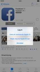 Apple iPhone 6 Plus iOS 8 - Applicaties - Applicaties downloaden - Stap 9
