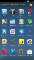 Bouygues Telecom Bs 471 - Applications - Supprimer une application - Étape 3