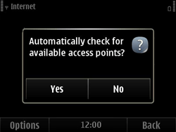 Nokia E6-00 - Internet - Manual configuration - Step 9