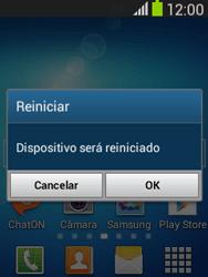 Samsung Galaxy Pocket Neo - Internet no telemóvel - Como configurar ligação à internet -  30