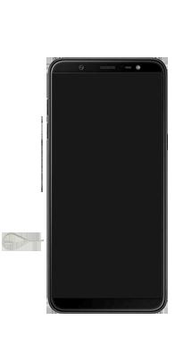 Samsung Galaxy J8 - Primeiros passos - Como inserir o chip da Nextel no seu celular - Etapa 6