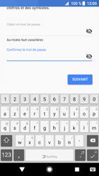 Sony Xperia XZ1 - Applications - Créer un compte - Étape 14