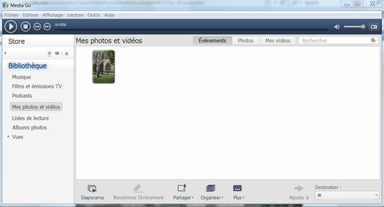 Sony Xperia XZ1 - Photos, vidéos, musique - Récupérer vos contenus multimédias avec un ordinateur - Étape 6