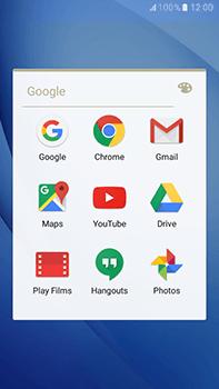 Samsung Samsung Galaxy J7 (2016) - E-mails - Ajouter ou modifier votre compte Gmail - Étape 4