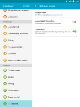 Samsung Galaxy Tab A 9.7 (SM-T555) - Software updaten - Update installeren - Stap 6