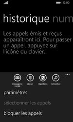 Microsoft Lumia 532 - Messagerie vocale - configuration manuelle - Étape 6