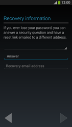 Samsung I9505 Galaxy S IV LTE - Applications - Create an account - Step 14