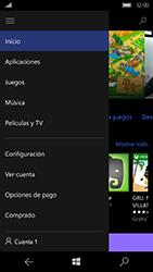 Microsoft Lumia 950 - Aplicaciones - Descargar aplicaciones - Paso 5