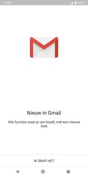 Sony Xperia XZ3 - E-mail - e-mail instellen (gmail) - Stap 5