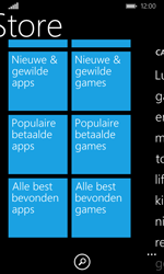 Microsoft Lumia 435 - Applicaties - Download apps - Stap 8
