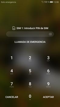 Huawei Mate 9 - Mensajería - Configurar el equipo para mensajes multimedia - Paso 19