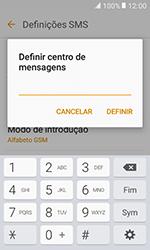 Samsung Galaxy Xcover 3 (G389) - SMS - Como configurar o centro de mensagens -  9