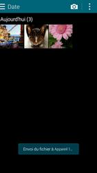 Samsung Galaxy Alpha - Photos, vidéos, musique - Envoyer une photo via Bluetooth - Étape 11