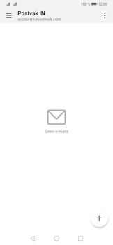 Huawei P30 - E-mail - Handmatig instellen (outlook) - Stap 4