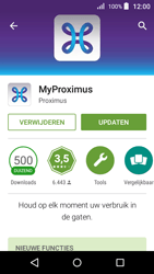 Acer Liquid Z330 - Applicaties - MyProximus - Stap 8
